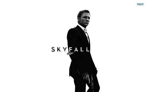 James Bond - Skyfall 2012