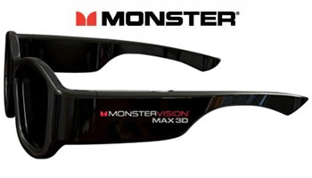 Gafas 3D Universales Monster
