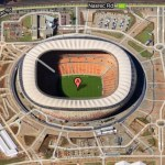 Sudafrica 2010 en Google Maps