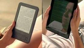 Amazon Kindle vs Apple iPad