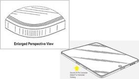 Apple Pantentes doble dock y esquina inteligente
