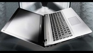 Laptop Samsung QX