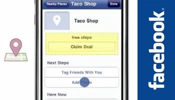 Facebook Deals - Ofertas Facebook Places