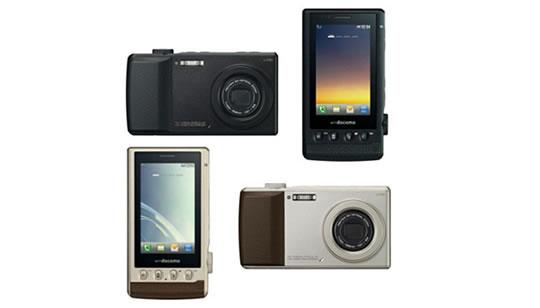 LG L-03C Teléfono Celular o Cámara Digital