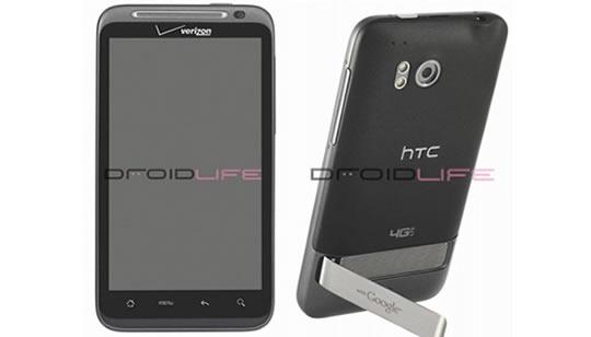HTC Thunderbolt o HTC Mecha o Droid Incredible HD