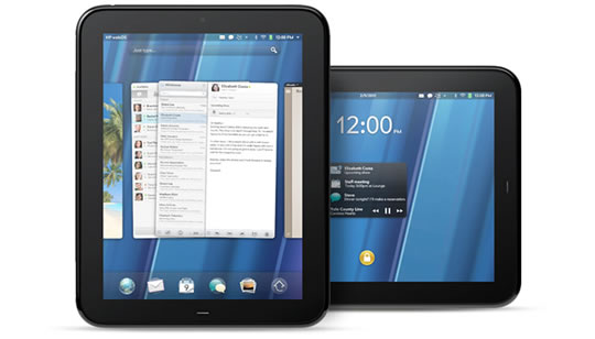 HP TouchPad - Tablet de HP Palm