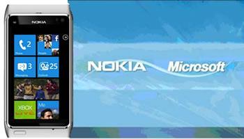 Nokia y Microsoft - Nokia con Windows Phone 7