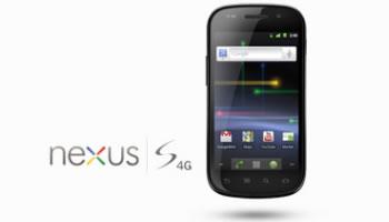 Samsung Nexus S 4G