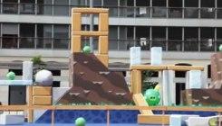 Angry Birds en la vida real
