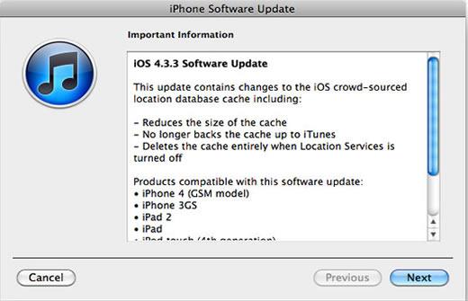 Apple iOS 433