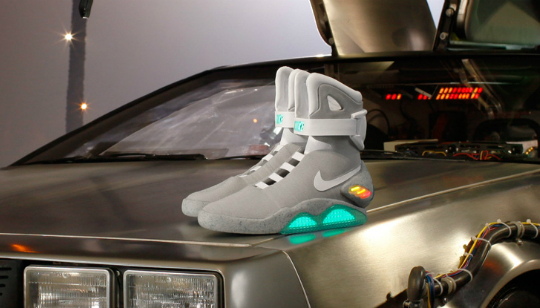 Back to the Future Nike MAG