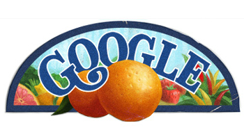Doodle Vitamina C Google
