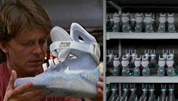 Foto Nike Air Mags