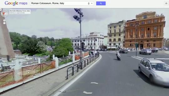 Google MapsGL
