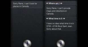 Siri en el iPhone4S - Apple