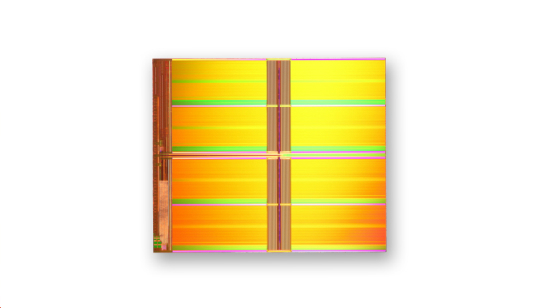 Intel NAND MLC 128GB Memoria Flash
