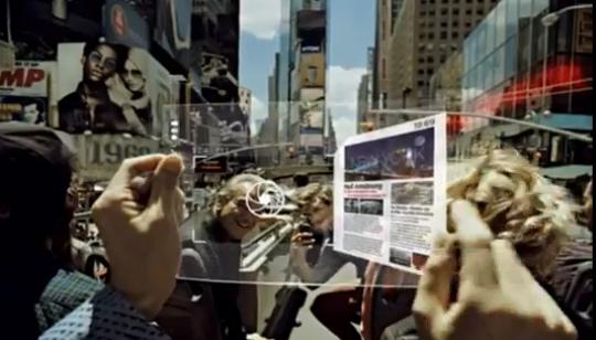 Samsung Futuro Video