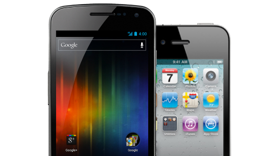 Android mejor que iPhone