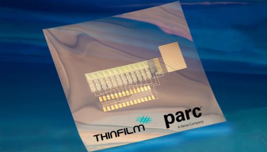Electronica Impresa - ThinFilm PARC