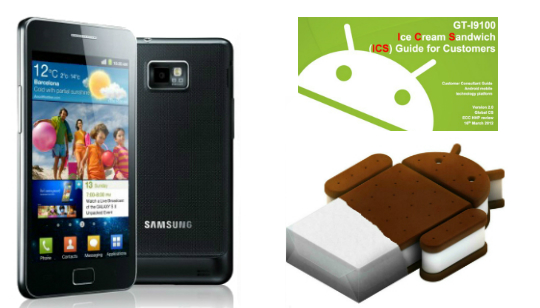 Manual Actualización Android 4 Samsung Galaxy S2