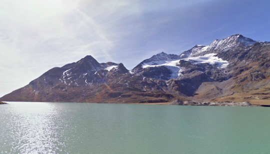 Paseo Virtual Alpes Suizos