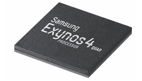 Samsung Exynos 4 Quad