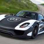 Carro Spyder Porsche 918