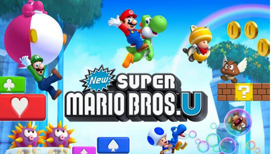 Super Mario Bros U