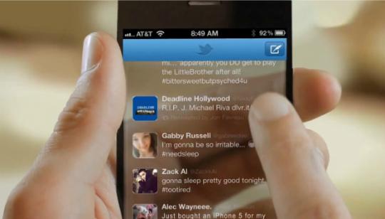 iPhone 5 Transparente