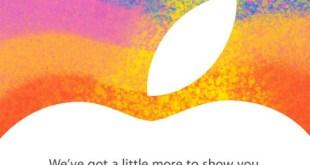 iPad mini Evento