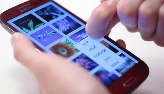 Nuevo Tecnología Táctil