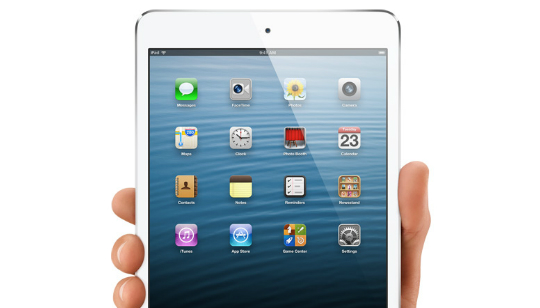 iPad Mini Comercial