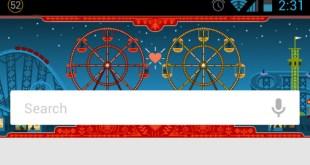 Doodle Google Now