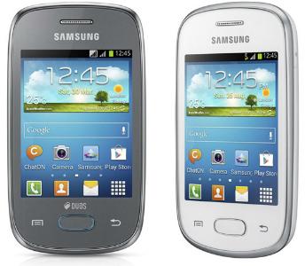 Galaxy Pocket Neo y Galaxy Star