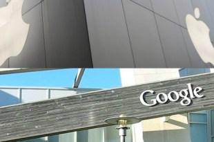 Apple y Google Empresas