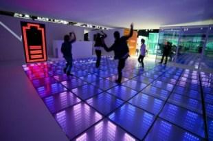 Sustainable Dance Floors