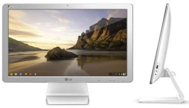 LG Chromebase Chrome OS