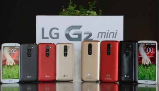 LG G2 Mini Celular