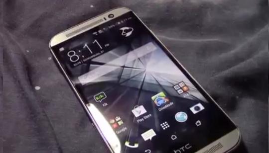 HTC One 2 M8