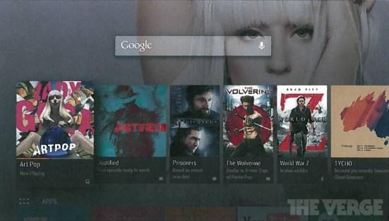 Android TV Gogole