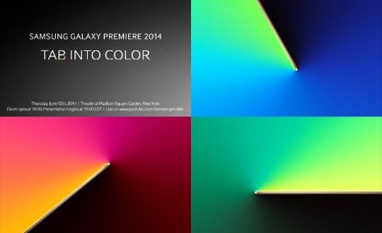 Samsung Galaxy Tab S Premier