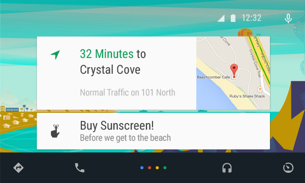 Android Auto Overview