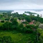 Ali Bongo Ondimba sillonne le sud du Gabon