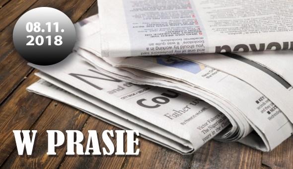 czołówka w prasie