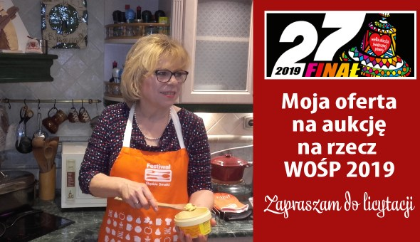 Czołówka na www WOŚP2019