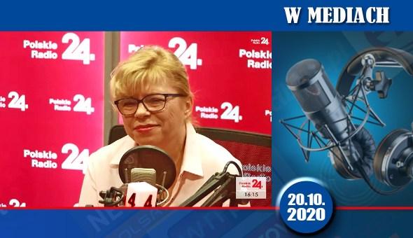 GL w Mediach czołówka radio 24 20-21.10.2020