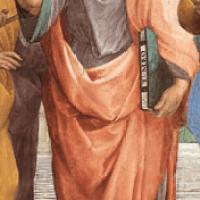 La paideia filosofica, Platone