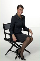 seduta femminile composta