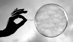 Here comes another bubble, it's the monster rally all around the valley