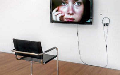 Feature on Aleesa Cohene in Canadian Art